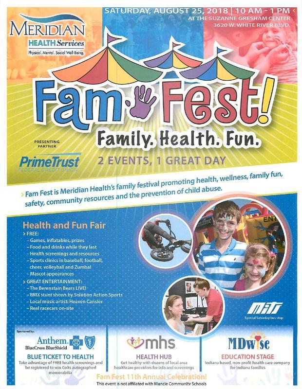 Meridian Services Fam Fest Thumbnail Image