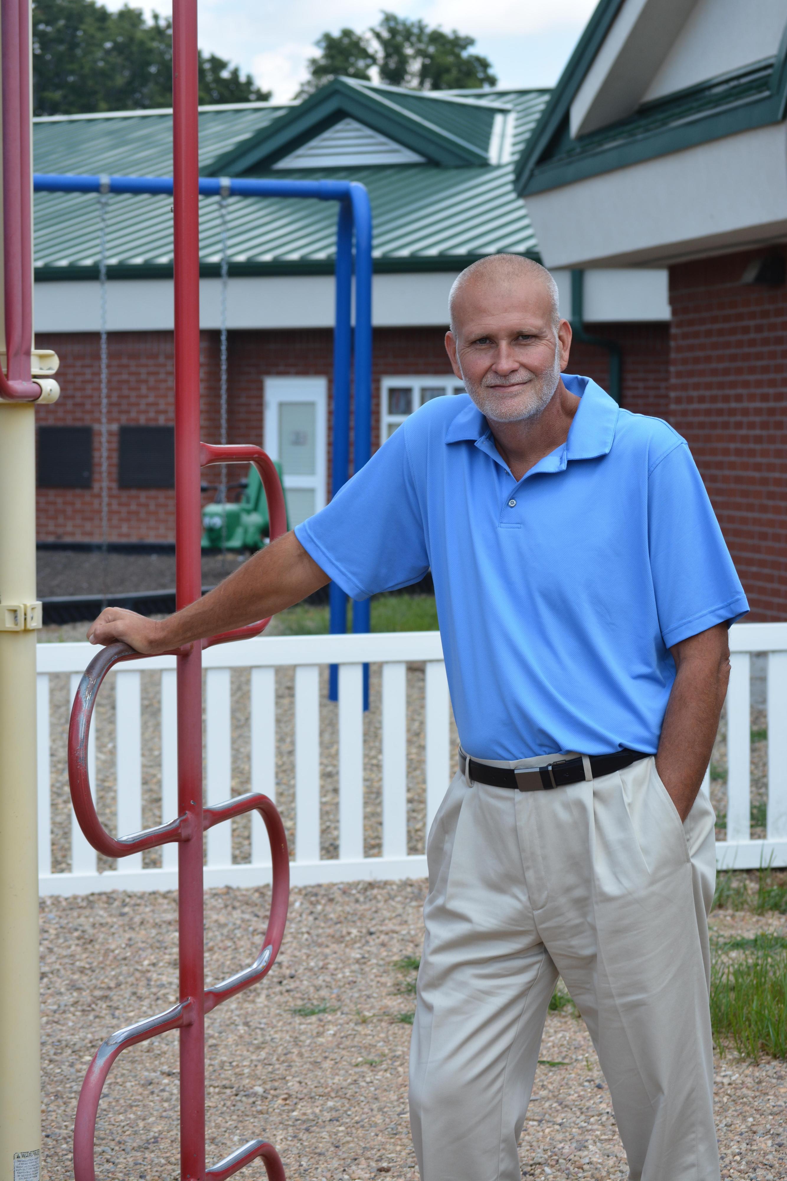 Assistant Principal Harris