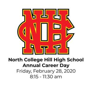 NCH Career Day Logo