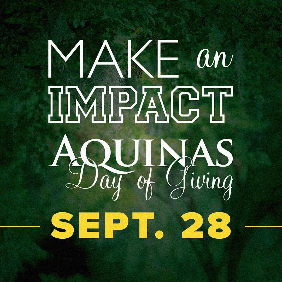 Aquinas Day of Giving