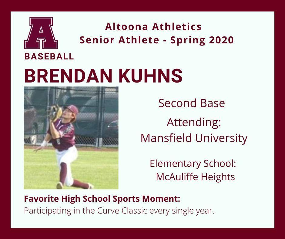 Brendan Kuhns