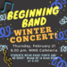 Beginner Band Concert