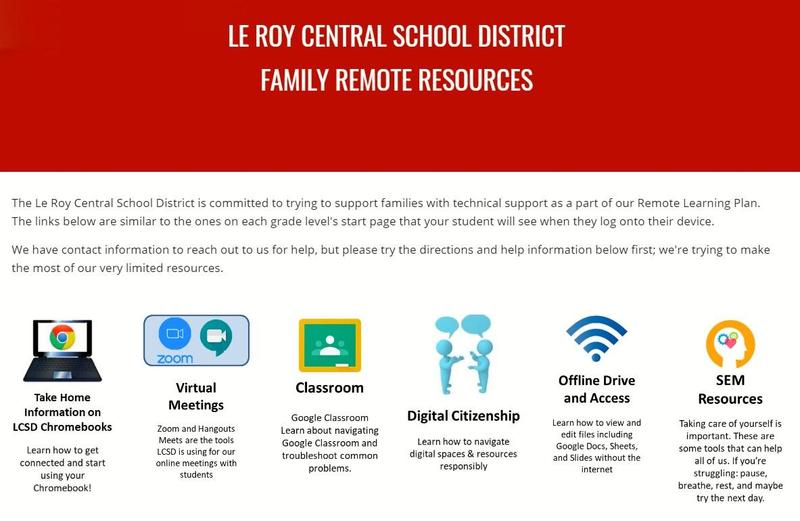 Family Remote Resources Picture