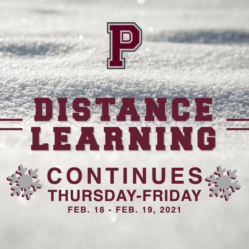 Distance Learning through Friday