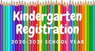 Kinder registration  / Las inscipciones de kinder Thumbnail Image