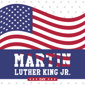 Martin Luther King Holiday January 20th 2020