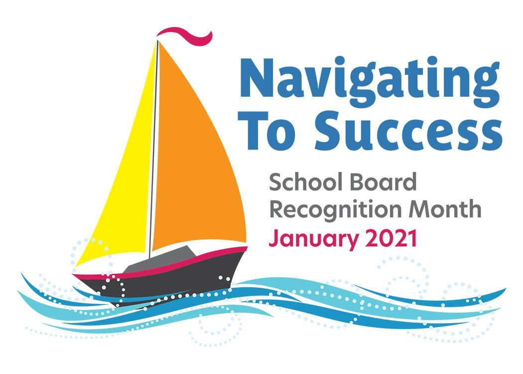 National School Board Month Image