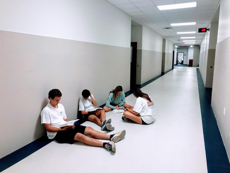 Northwest Addition at Highland Park High School