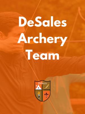 Support DeSales Archery