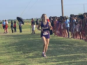 Charlotte Beck Running