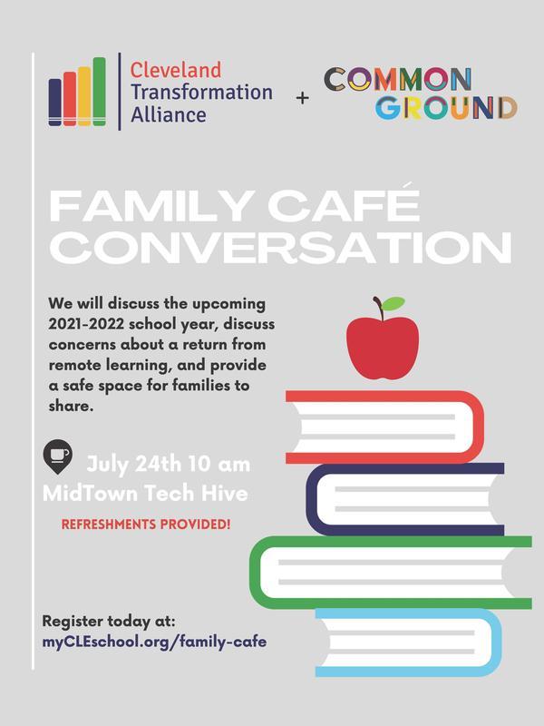 Family Café Conversation