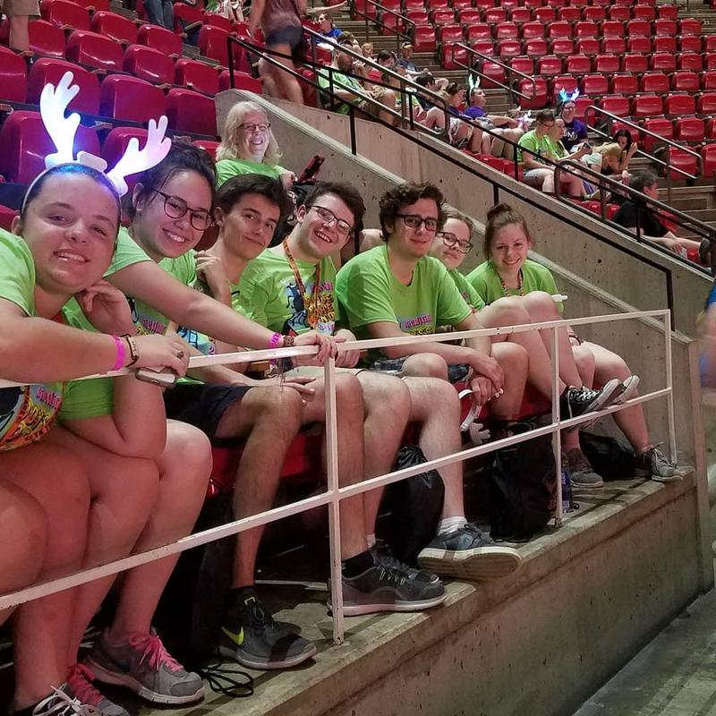 The TKHS team brought home a 13th place finish at the world OM finals.