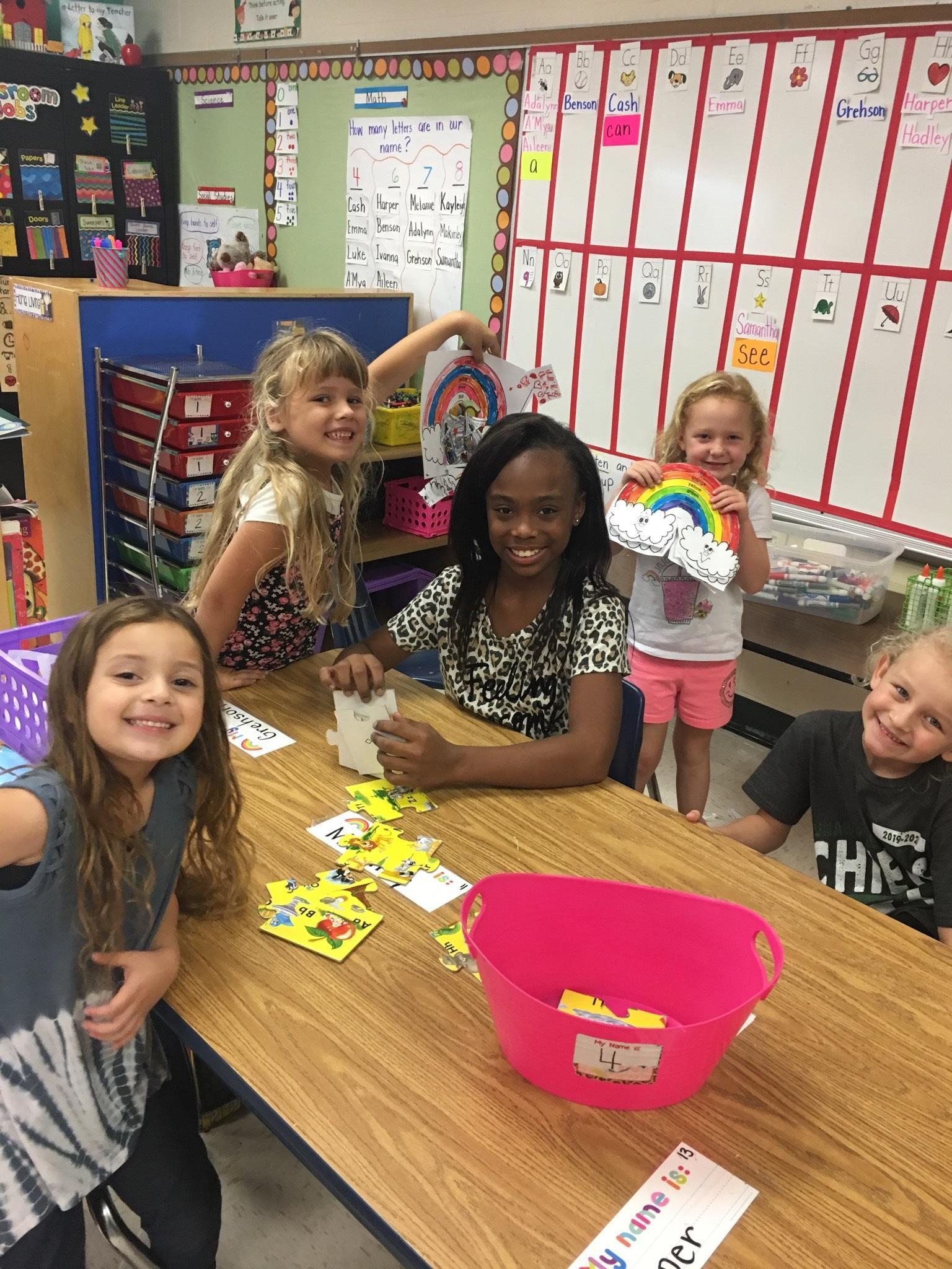 Mentoring in Kindergarten
