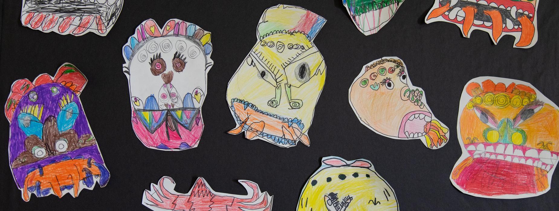 Marguerita student art work