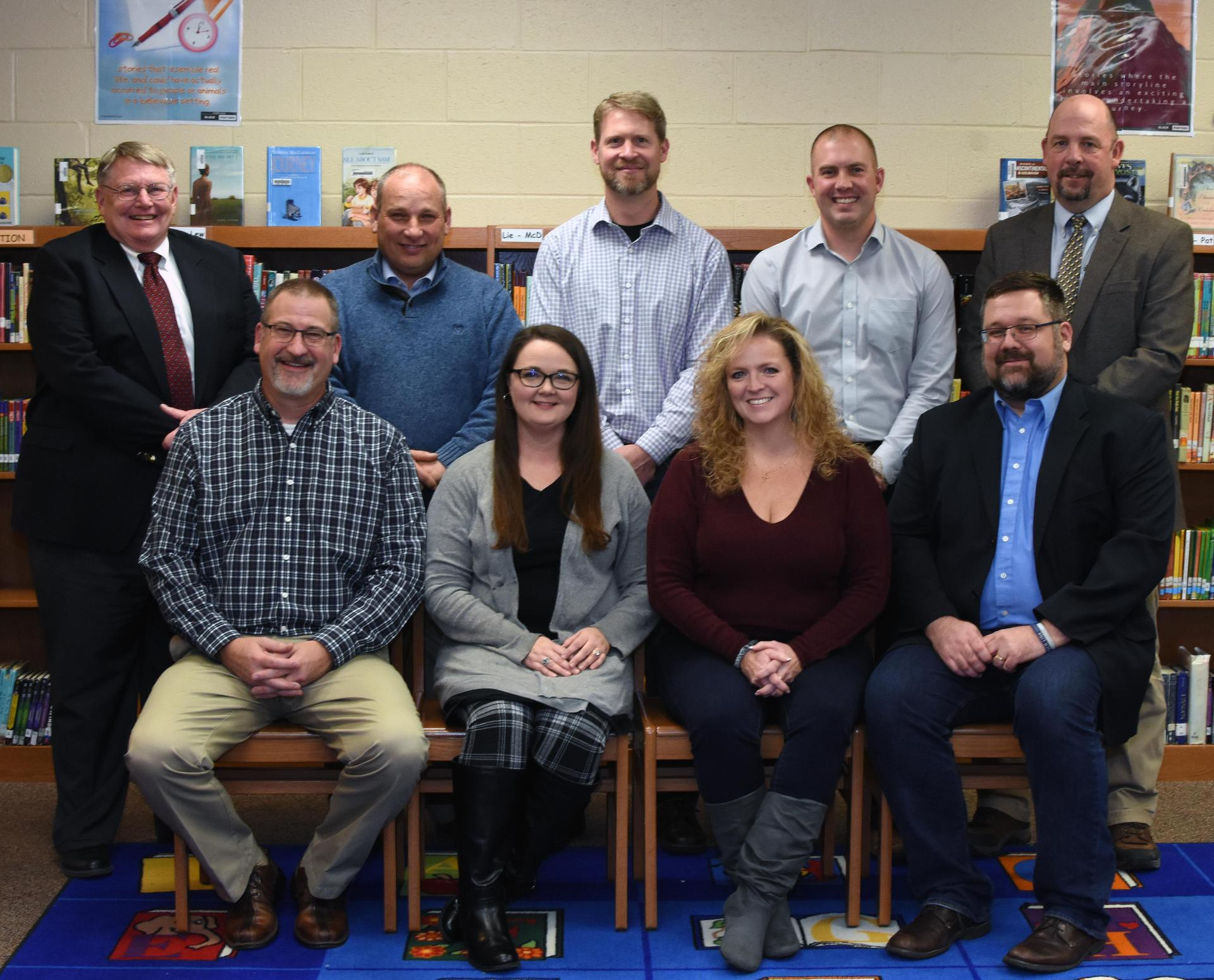 2019 Board of Directors Photo