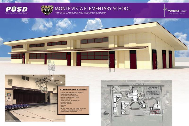 Monte Vista poster