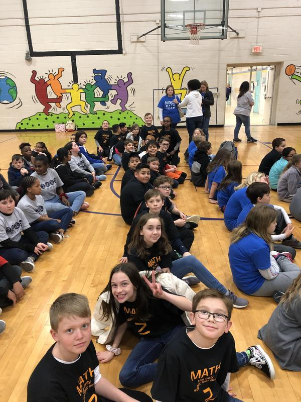 Congratulations to the CGES 4th and 5th Grade Math Teams! Featured Photo