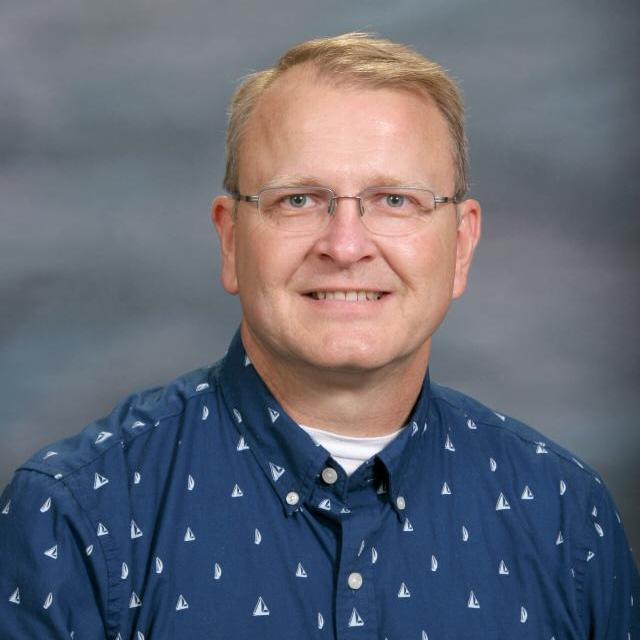 Tony Barnes's Profile Photo