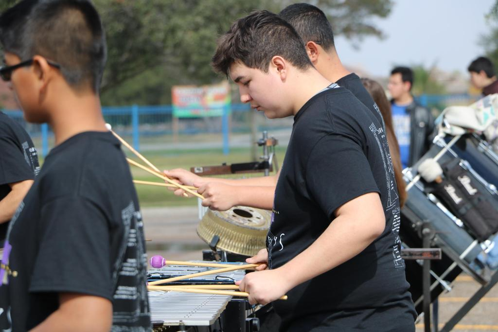 Indoor Percussion Ensemble