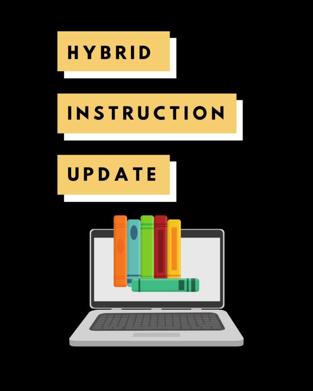 Hybrid Instruction Update