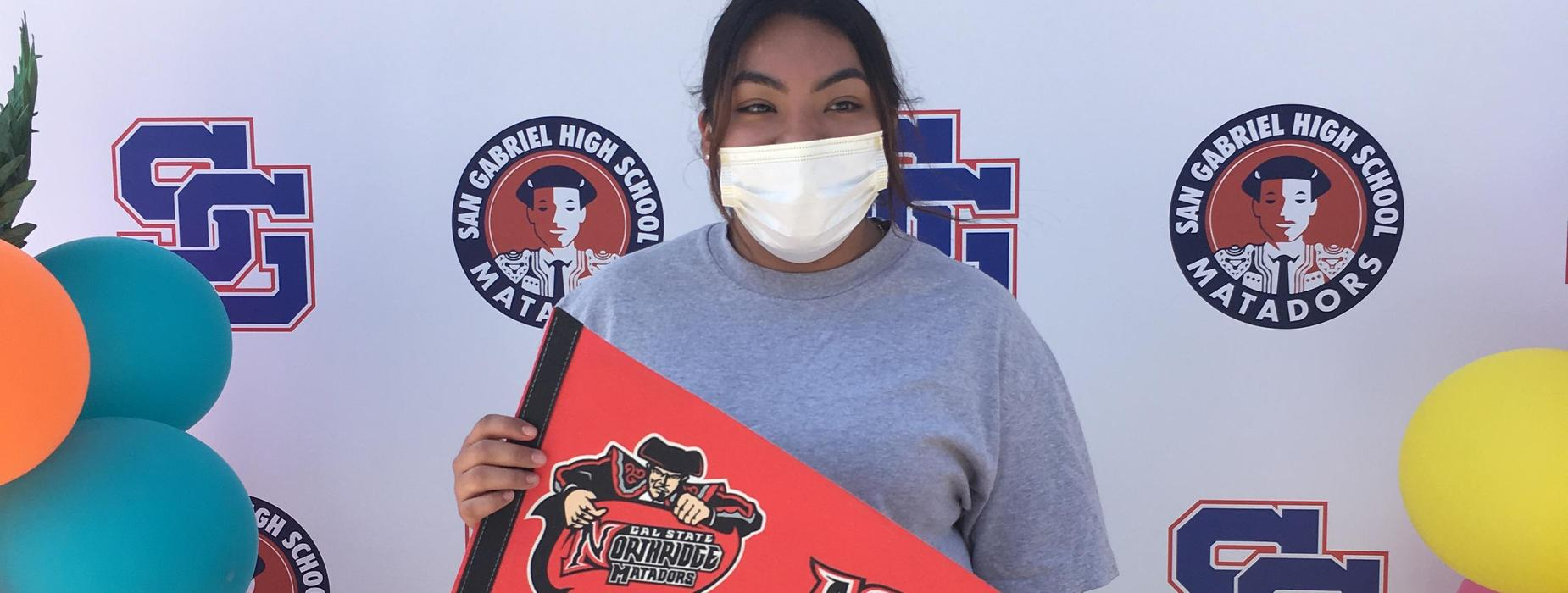 SGHS Student accepted in to CSUF!