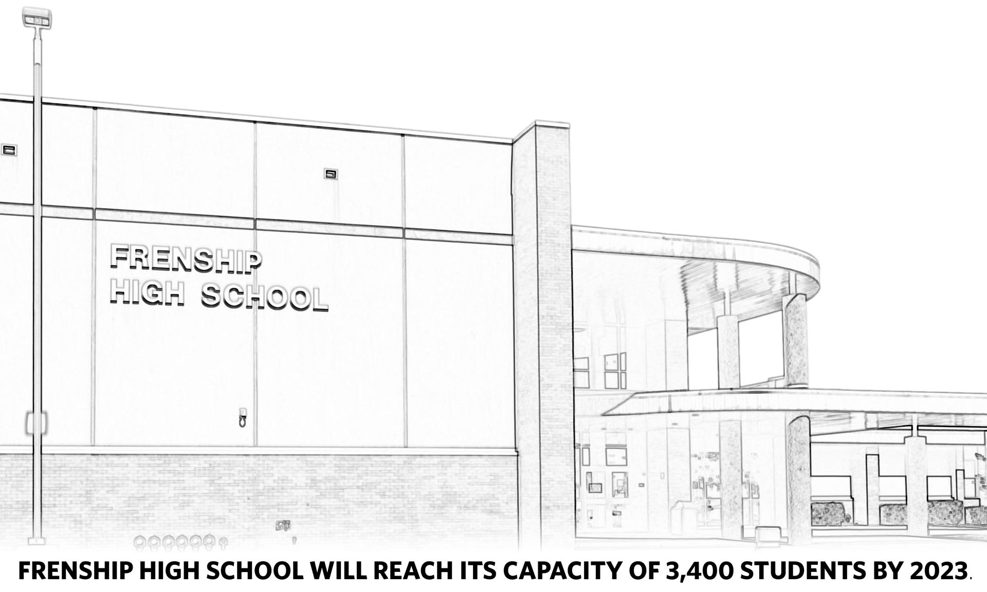 FHS will reach capacity in 2023