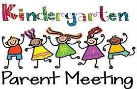 kinder meeting