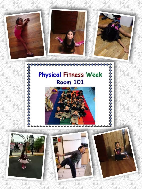 Physical fitness week rm 101
