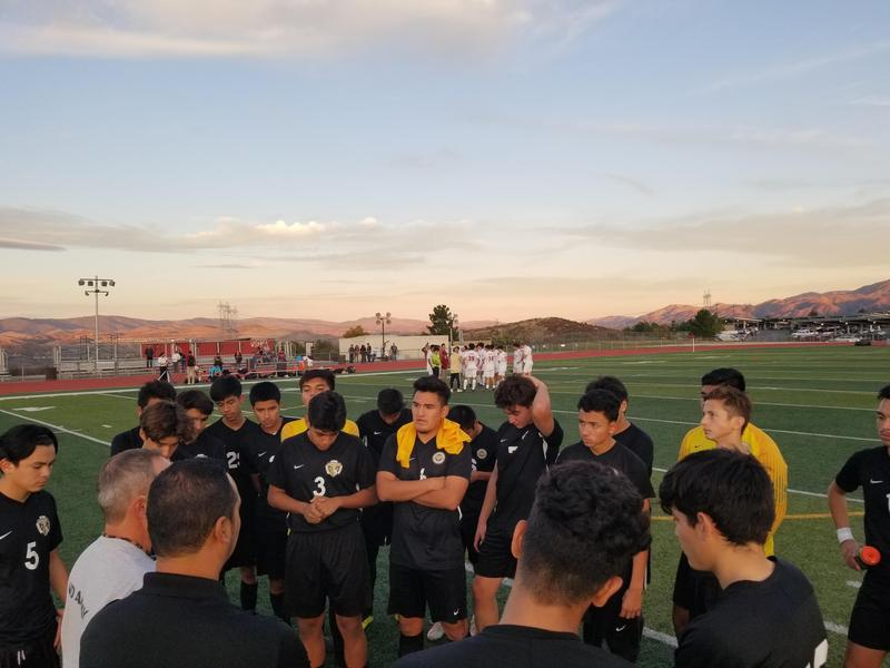Boys Soccer Moves to 5-0 Featured Photo