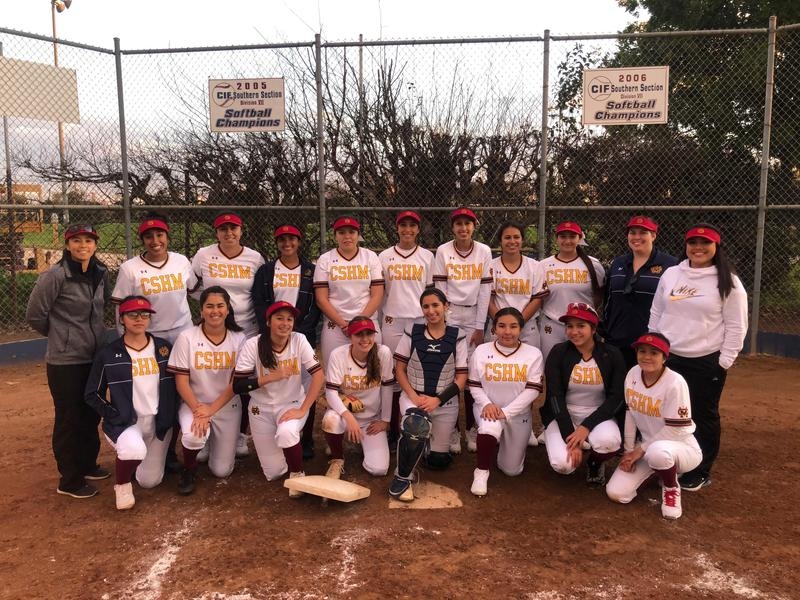 Congratulations Lady Cardinals Softball on your WIN! Thumbnail Image