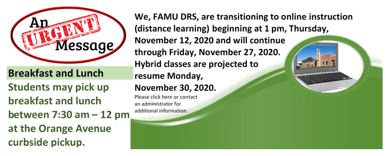 Move to Distance Learning Flyer