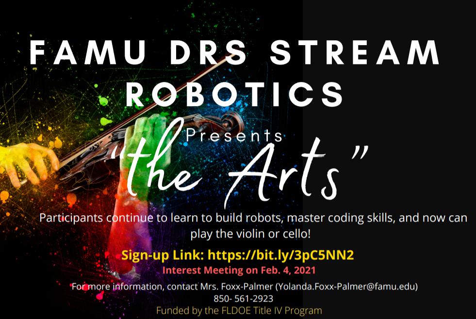 STREAM Arts Program