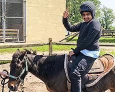 Horseback Riding with Camp Wanaqua