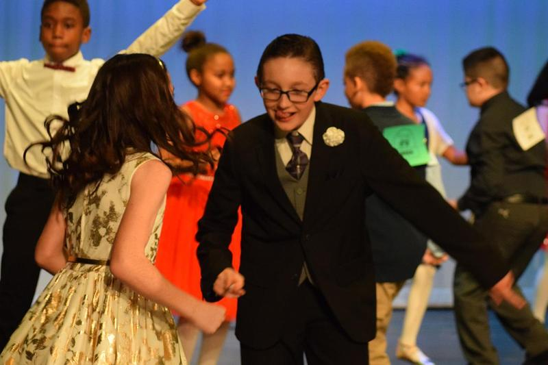 District 5th graders put dancing skills on display Thumbnail Image