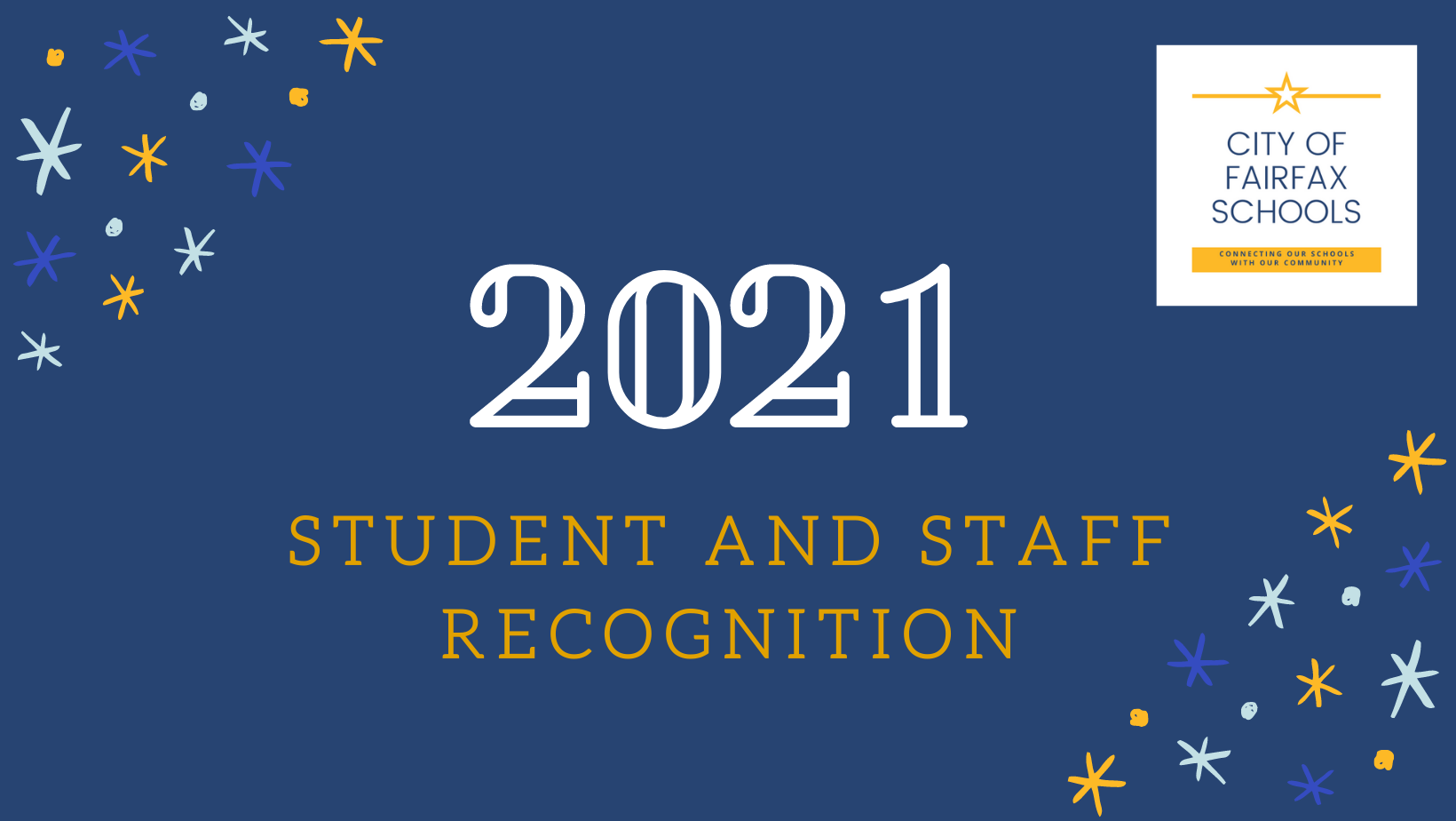 logo for 2021 recognition