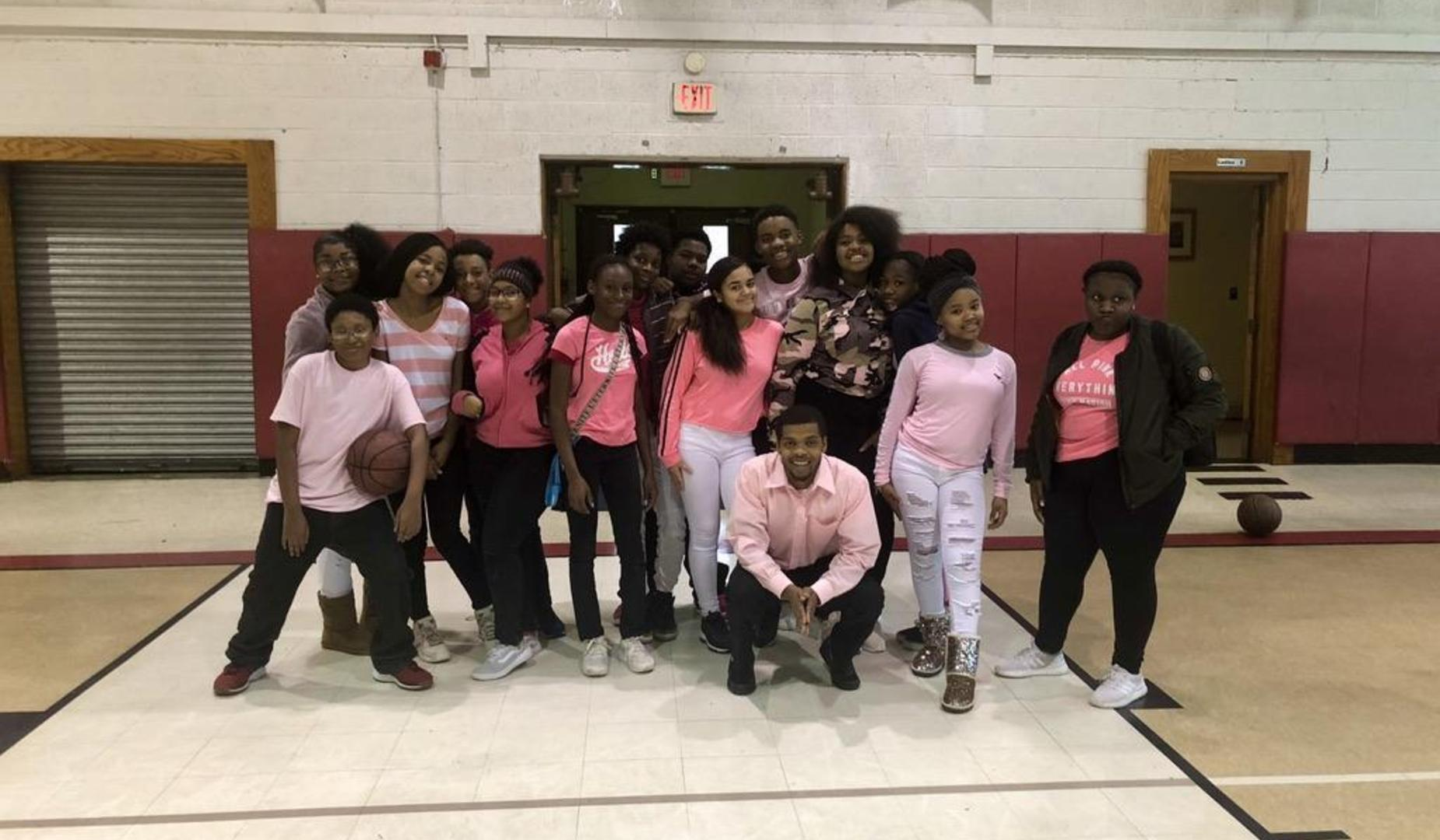 MS Pink Out