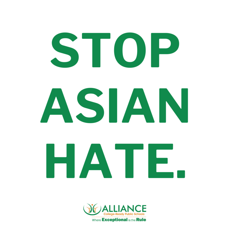 Alliance Statement re: Rise in Attacks Against Asian Americans Featured Photo