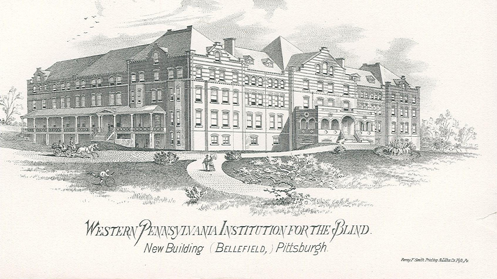historic picture of wpsbc's main building
