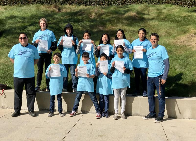 King Students at MathCounts Competition Featured Photo