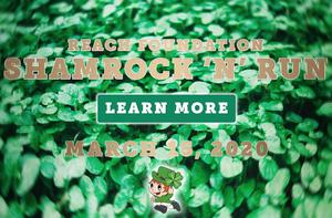 8th Annual ShamRock 'n' Run on March 15