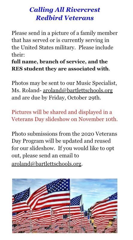 RES Veterans Day Slideshow Featured Photo