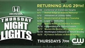 Thursday Night Lights Logo