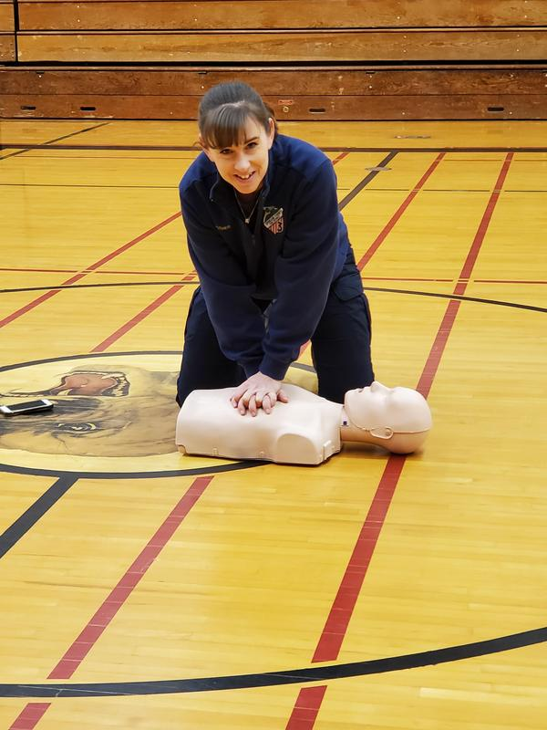 Heather Reither cpr pic