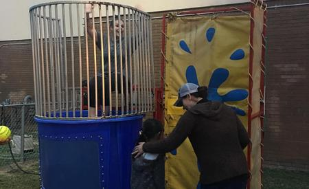 dunking booth 2