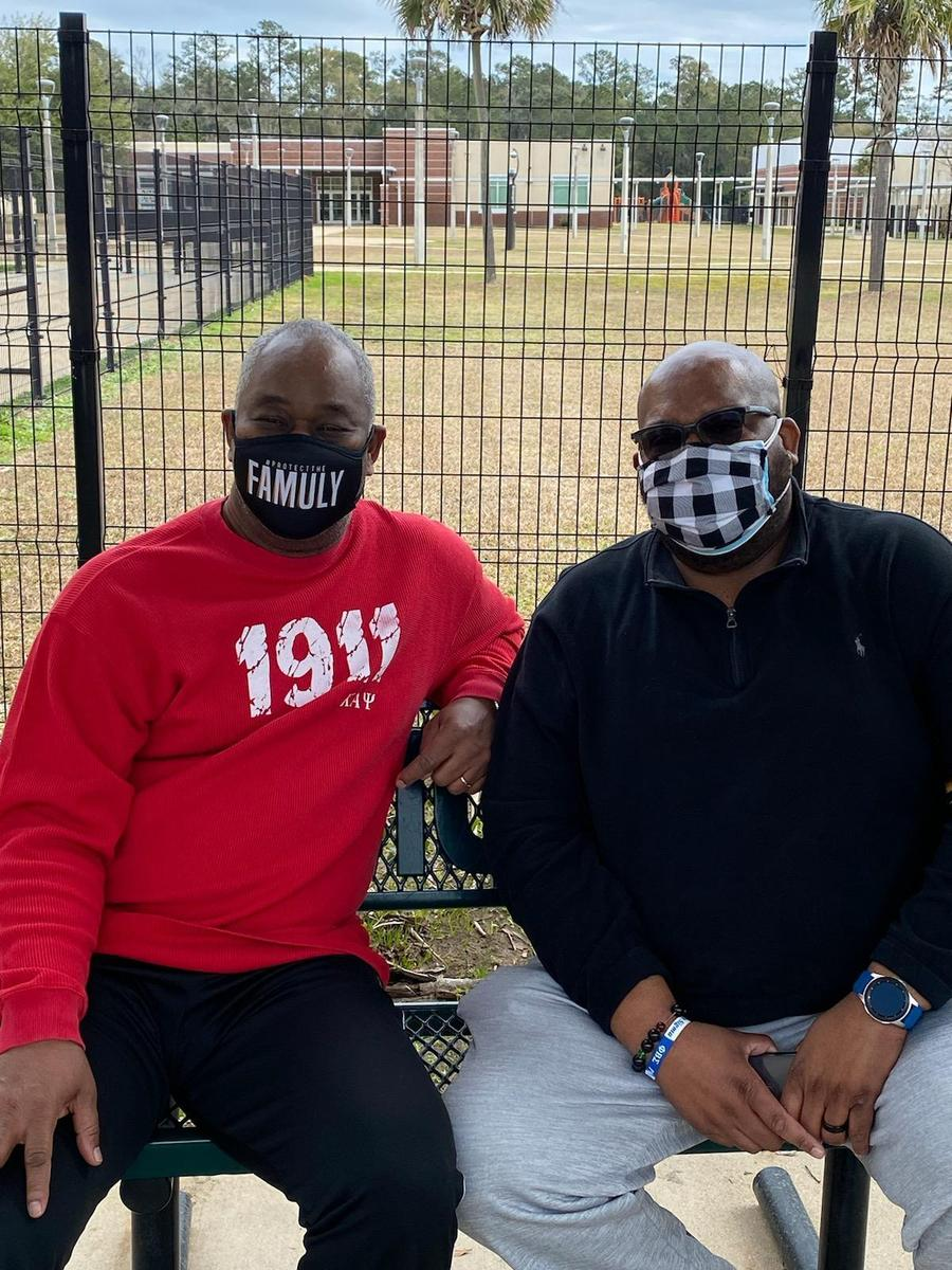 Mr. Micheal Johnson and Mr. Herb Baily