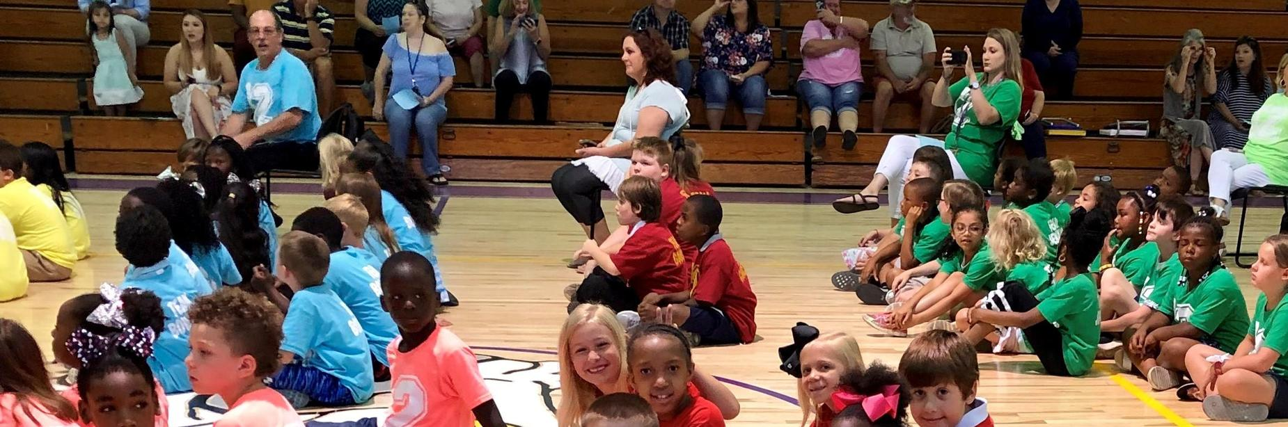 2019 2nd grade awards day classes