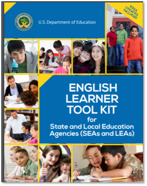 ELL ToolKit photo & link