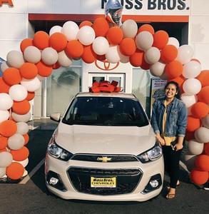 2018 Moreno Valley Auto Mall #ShopMoVal Scholarship Winner
