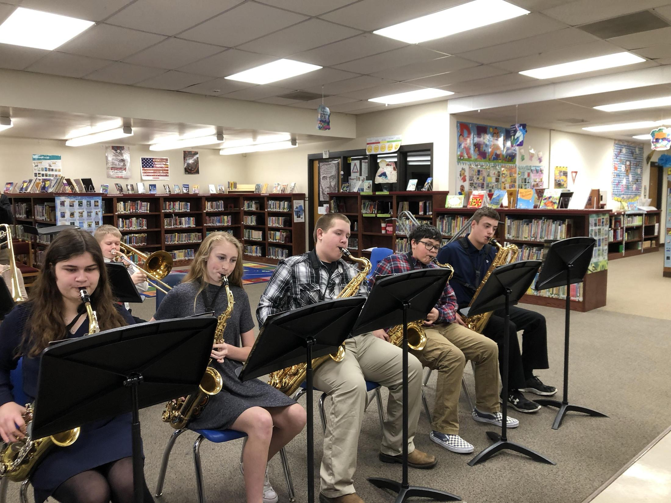Ms  Howland: Middle School Wildcat Bands – Kim Howland