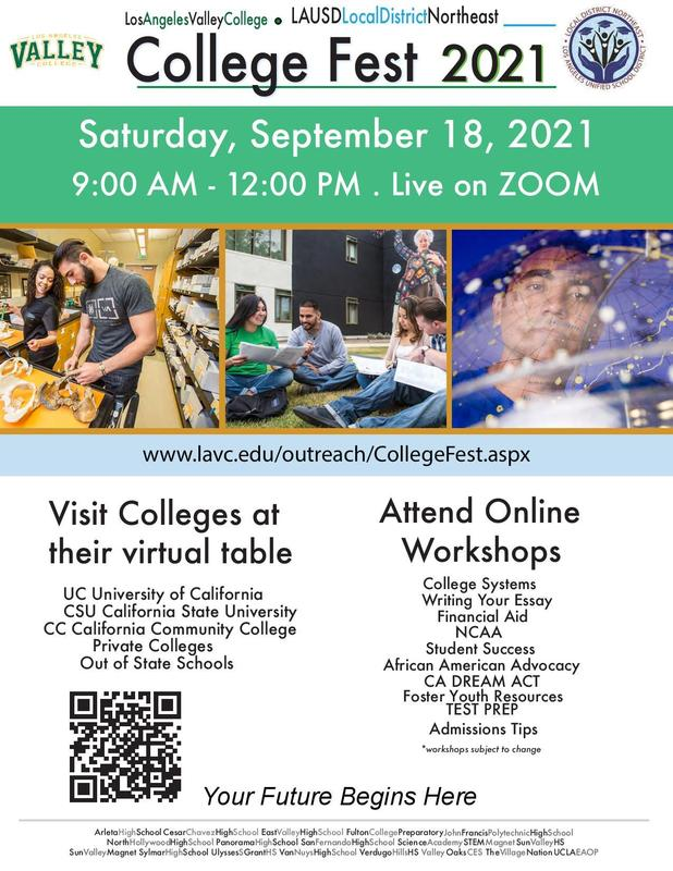 College Fest 2021 Featured Photo